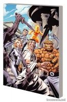 FANTASTIC FOUR VOL. 2: ROAD TRIP TPB