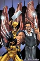 WOLVERINE: IN THE FLESH #1