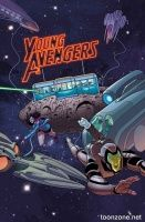 YOUNG AVENGERS #7 & 8