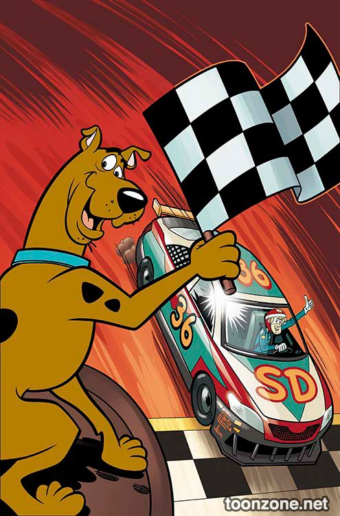 SCOOBY-DOO, WHERE ARE YOU? #36