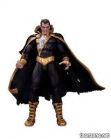 DC COMICS—SUPER-VILLAINS  BLACK ADAM ACTION FIGURE