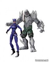 INJUSTICE CATWOMAN VS. DOOMSDAY ACTION FIGURE 2-PACK