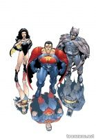JLA EARTH TWO DELUXE EDITION HC