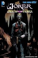 THE JOKER: DEATH OF THE FAMILY HC