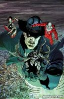 TRINITY OF SIN: PHANTOM STRANGER #11