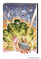INDESTRUCTIBLE HULK VOL. 2: GODS AND MONSTER PREMIERE HC