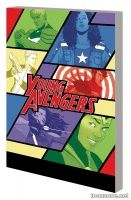 YOUNG AVENGERS VOL. 1: STYLE > SUBSTANCE TPB