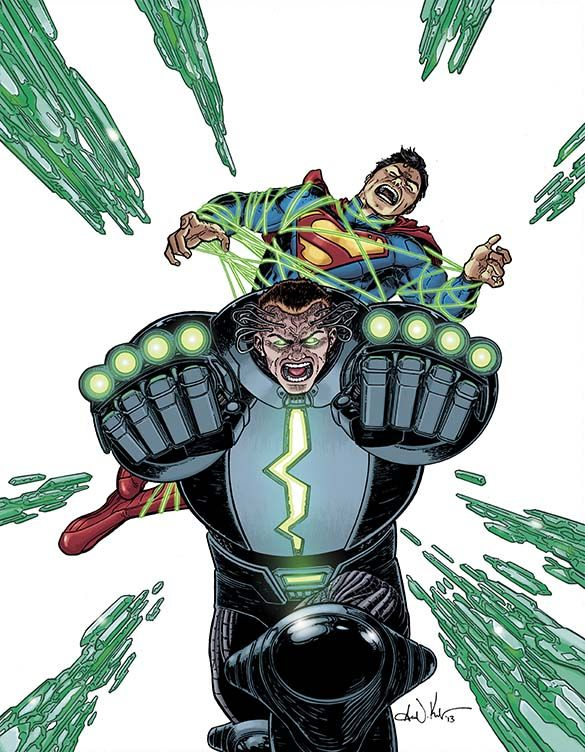 ACTION COMICS #23.4: METALLO