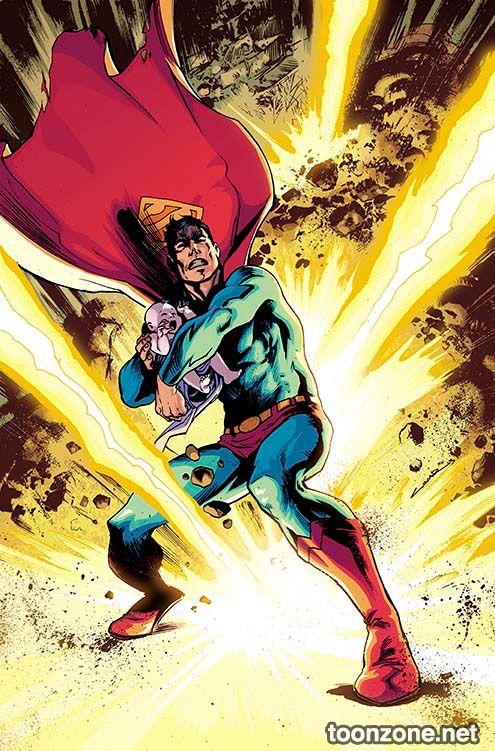 ADVENTURES OF SUPERMAN #5