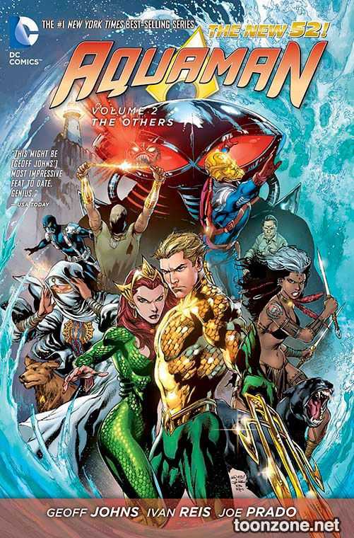 AQUAMAN VOL. 2: THE OTHERS TP