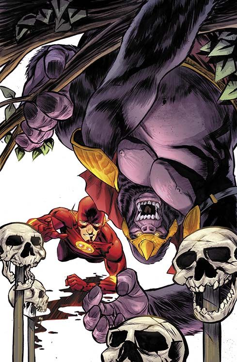 THE FLASH #23.1: GRODD