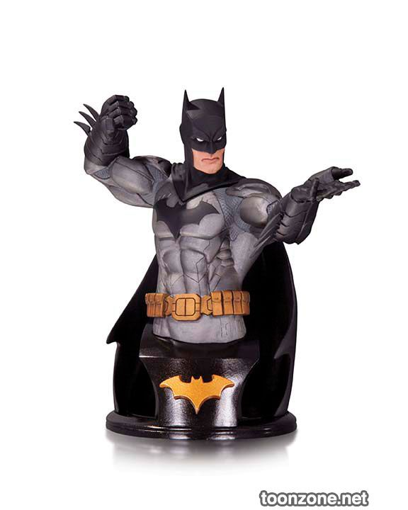 DC COMICS SUPER HEROES BATMAN BUST