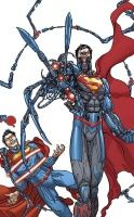 ACTION COMICS #23.1: CYBORG SUPERMAN