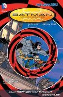 BATMAN, INCORPORATED VOL. 1: DEMON STAR TP