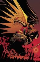 BATMAN AND ROBIN VOL. 3: DEATH OF THE FAMILY HC