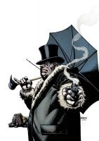 BATMAN #23.3: THE PENGUIN