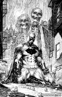 BATMAN BLACK AND WHITE #1