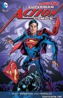 SUPERMAN — ACTION COMICS VOL. 3: AT THE END OF DAYS HC
