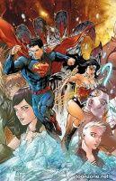 SUPERMAN/WONDER WOMAN #1