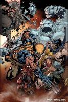 ALL-NEW X-MEN #16 (Variant)