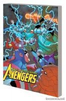 MARVEL UNIVERSE AVENGERS EARTH'S MIGHTIEST HEROES VOL. 4 DIGEST