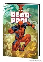 DEADPOOL BY JOE KELLY OMNIBUS HC (All New Cover!)