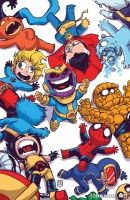 INFINITY #4 (of 6) (Skottie Young Variant)