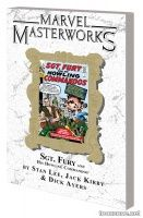 MARVEL MASTERWORKS: SGT. FURY VOL. 1 TPB — VARIANT EDITION VOL. 58 (DM ONLY)