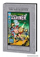MARVEL MASTERWORKS: THE SUB-MARINER VOL. 5 HC