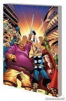 THOR: THE WARRIORS THREE — THE COMPLETE COLLECTION TPB