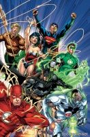 DC COMICS ESSENTIALS: JUSTICE LEAGUE #1