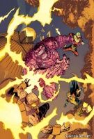 FOREVER EVIL: ROGUES REBELLION #2