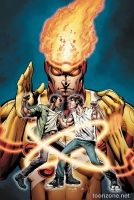 THE FURY OF FIRESTORM, THE NUCLEAR MAN VOL. 3: TAKEOVER TP