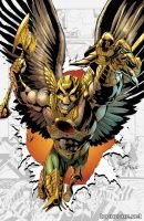 THE SAVAGE HAWKMAN VOL. 2: WANTED TP