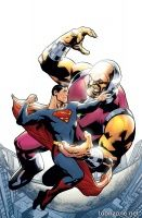 SUPERMAN VS. MONGUL TP