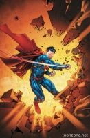 SUPERMAN VOL. 3: FURY AT THE WORLD'S END HC