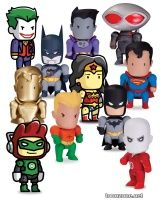 SCRIBBLENAUTS: UNMASKED MINI FIGURES BLIND BOXES SERIES 1