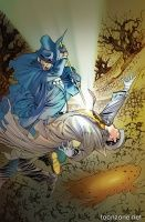 TRINITY OF SIN: THE PHANTOM STRANGER #13
