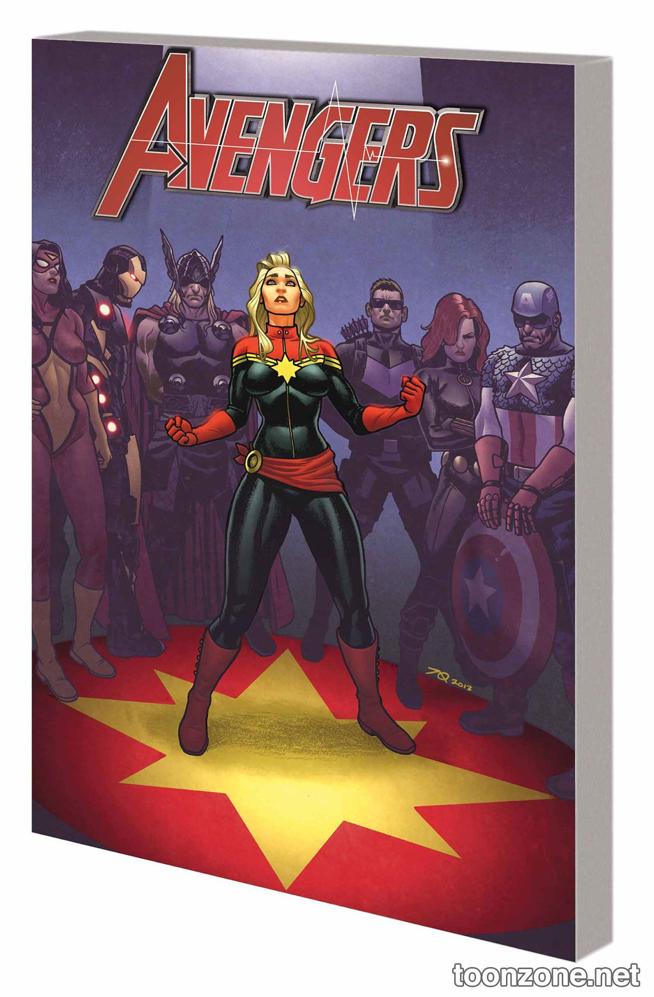 AVENGERS: THE ENEMY WITHIN TPB
