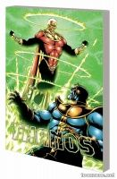 THANOS: INFINITY ABYSS TPB (NEW PRINTING)
