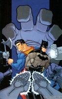 ABSOLUTE SUPERMAN/BATMAN VOL. 2 HC