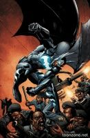 BATWING VOL. 3: ENEMY OF THE STATE TP