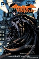 BATMAN: THE DARK KNIGHT VOL. 2: CYCLE OF VIOLENCE TP