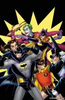 BATMAN '66: THE TV STORIES TP
