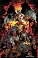 DEMON KNIGHTS VOL. 3: THE GATHERING STORM TP