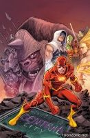 THE FLASH VOL. 3: GORILLA WARFARE HC