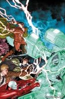JUSTICE LEAGUE DARK VOL. 3: THE DEATH OF MAGIC TP