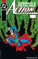 SUPERMAN: THE MAN OF STEEL VOL. 8 TP