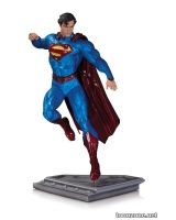SUPERMAN THE MAN OF STEEL SUPERMAN STATUE