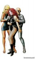 THE INVISIBLES DELUXE EDITION BOOK ONE HC